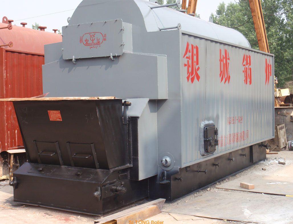 太康锅炉厂DZL燃煤蒸汽锅炉