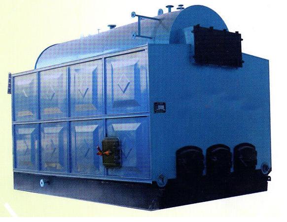 河南省太康锅炉DZL型链条炉排燃煤蒸汽锅炉