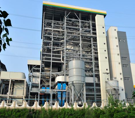 河南太康锅炉厂SHL系列散装锅炉
