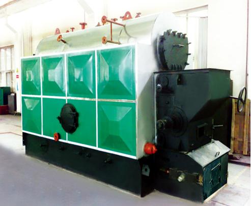 河南太康锅炉厂生物质导热油炉