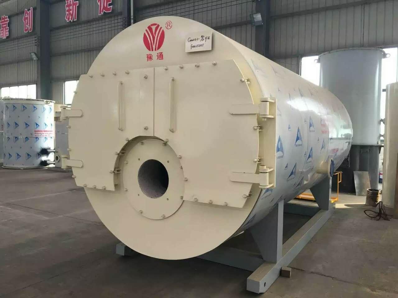 太康锅炉厂WNS型燃油(气)承压热水锅炉