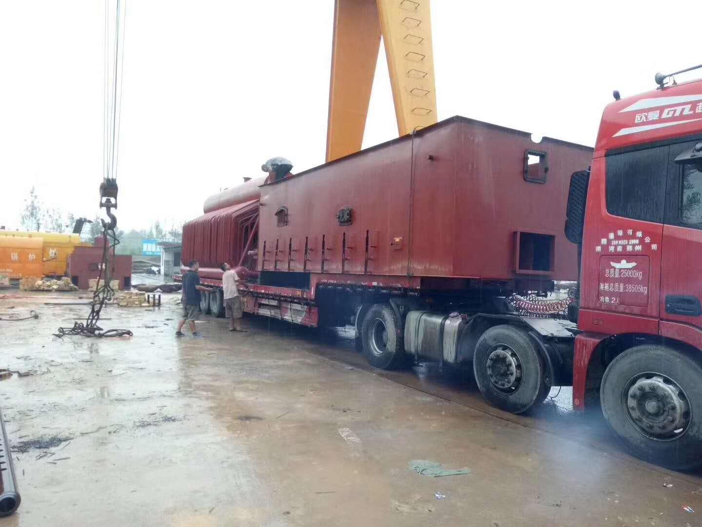 阿克苏采购太康锅炉厂10吨生物质热水锅炉