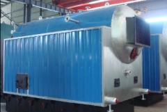 太康锅炉厂卧式燃煤蒸汽锅炉